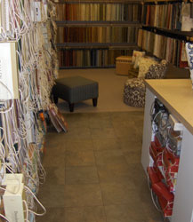 Visit our well-appointed show room