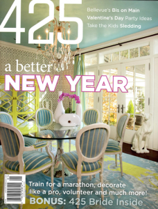 425 Magazine January/February 2011 Cover