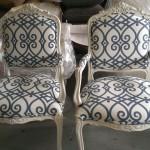 Shabby Chic Flourish Armchairs